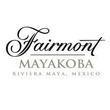 Fairmont Mayakoba logotipo