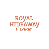 Royal Hideaway Playacar logotipo